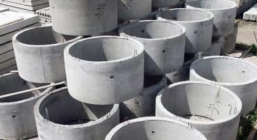 Виды бетонных колец