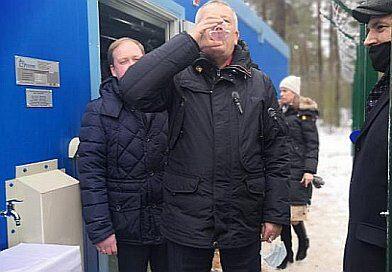 Более сотни станций водоочистки построят за четыре года в Ленинградской области