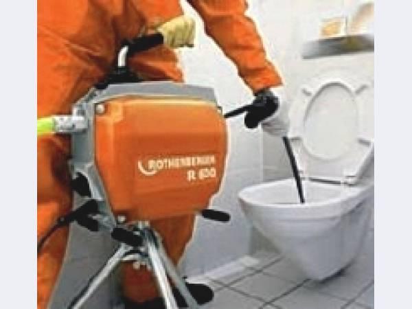 Профилактика канализационной сети